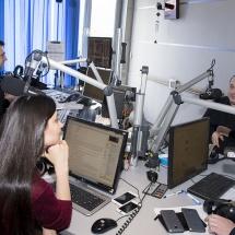 """Игорь Саруханов. В прямом эфире """"Русского радио"""""""