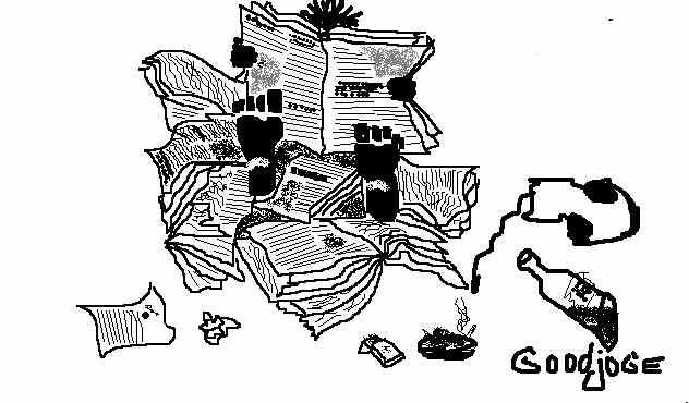 Графика Светланы Мурси-Гудёж