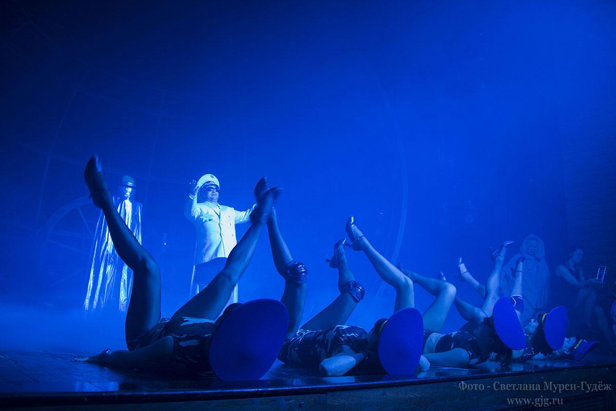 2015 г. Премьера мюзикла Марка Розовского Кандид или Оптимизм . Фото - Светлана Мурси-Гудёж