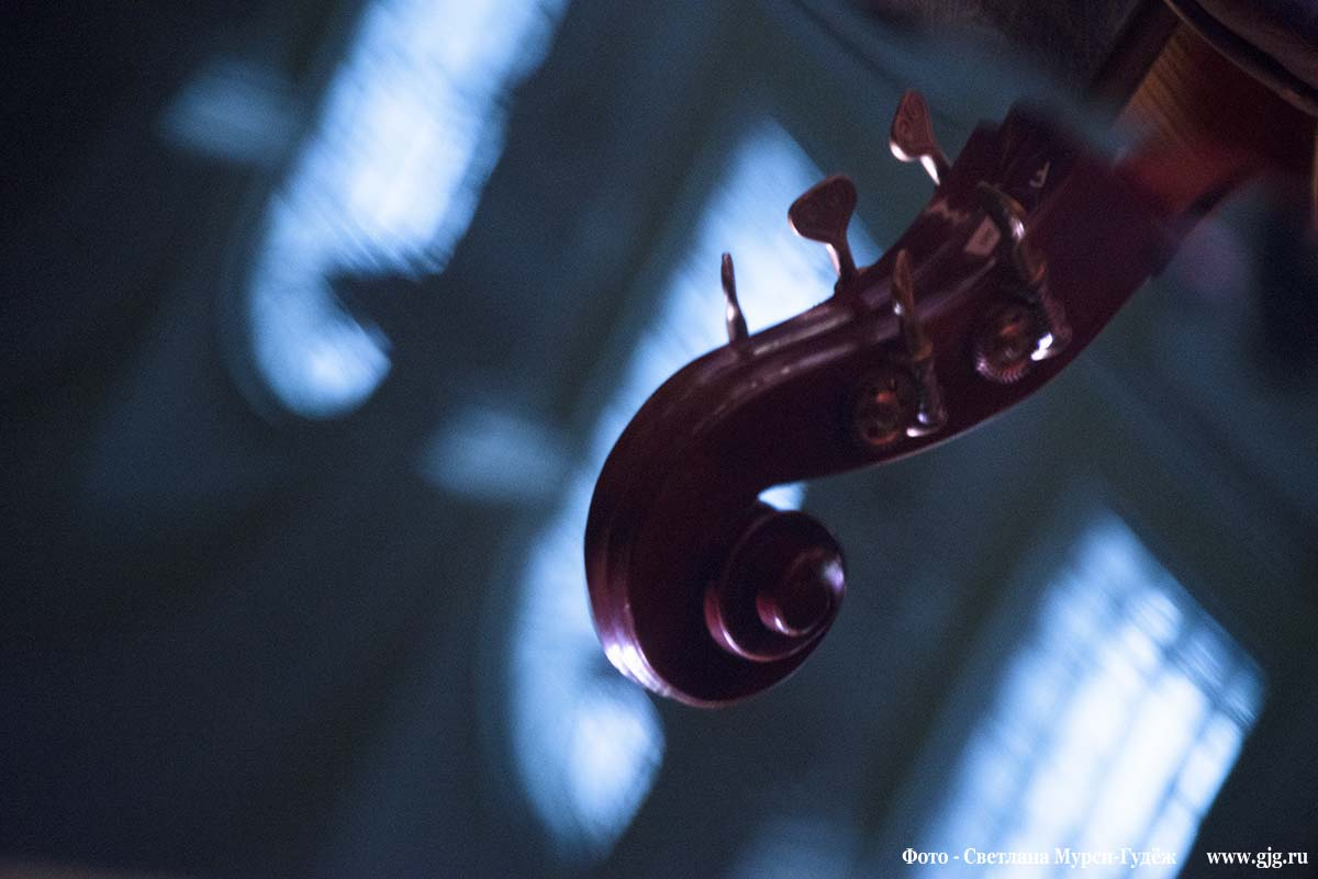 Репетиция оркестра. Вспоминая Феллини... Фото - Светлана Мурси-Гудёж