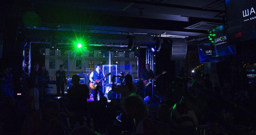 2017 г. Концерт Игоря Саруханова на открытии караоке-клуба ШансON. Фото - Светлана Мурси-Гудёж