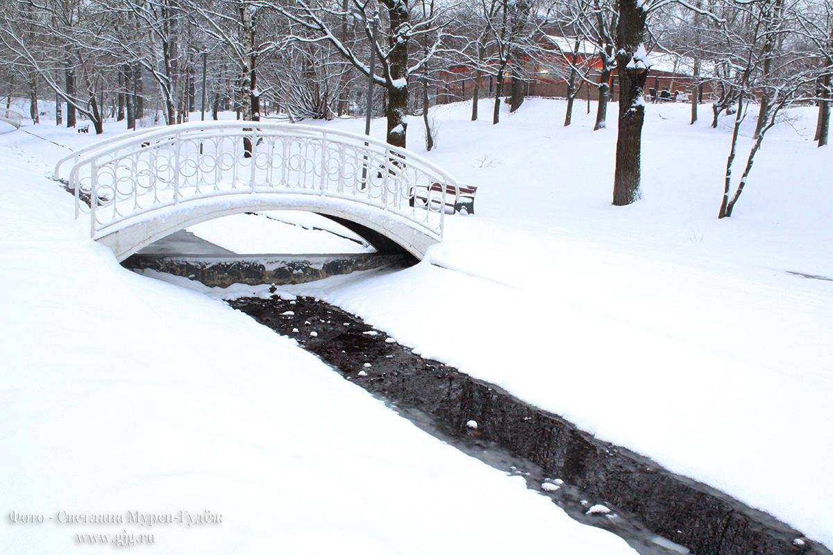 Зима-2018. Фото - Светлана Мурси-Гудеж