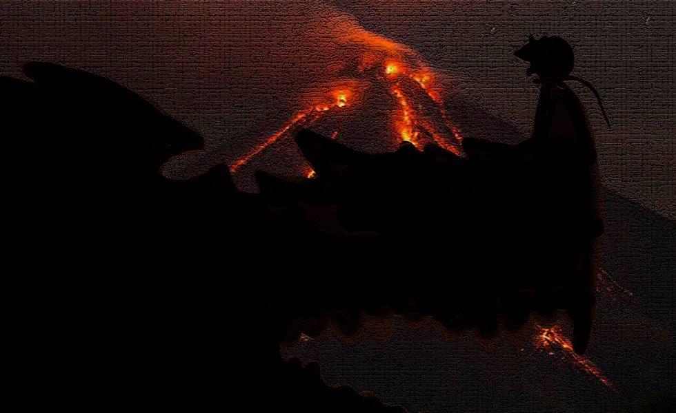 Светлана Мурси-Гудеж. Первая сказка горы Хуошан Лонг и Шуук-Шу